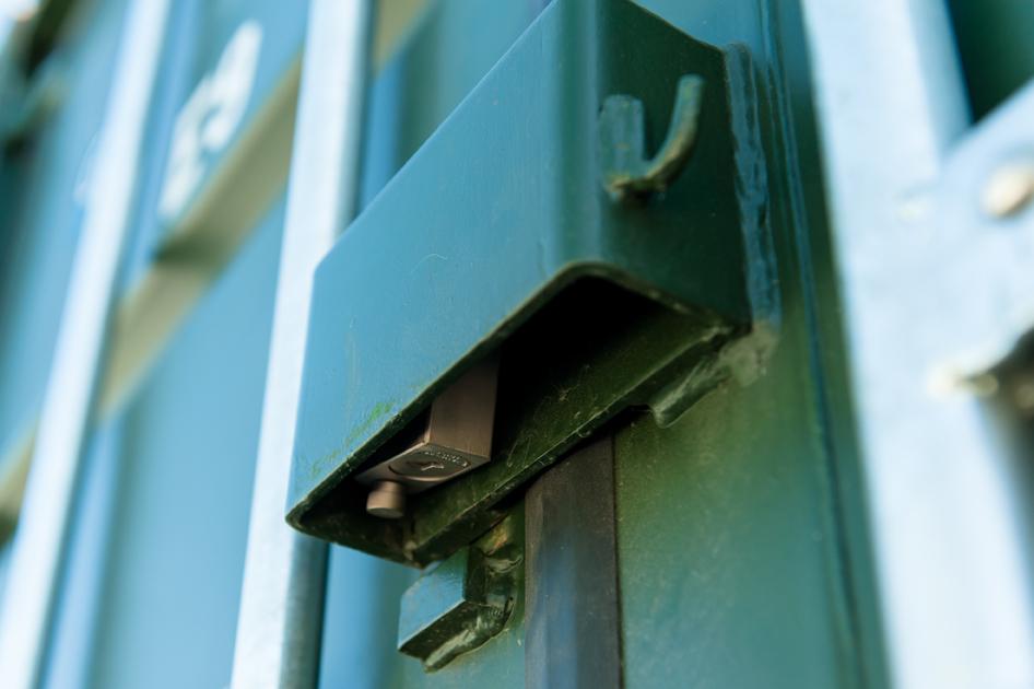 Secure locking system