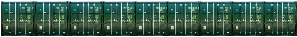 Secure Self Storage Containers